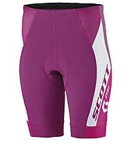Scott RC Pro Women`s Shorts, Berry Purple/Bright Pink