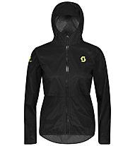Scott Rc Run WP - giacca trail running - donna, Black/Yellow