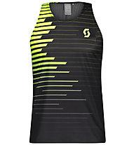 Scott Rc Run - Trailrunningshirt - Herren, Black/Yellow