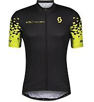 Scott RC Team 10 - Radtrikot - Herren, Black/Yellow