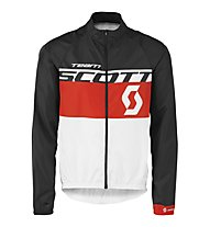 Scott RC Team WB Radjacke, White/Fieryred