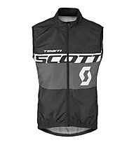 Scott RC Team WB Radweste, Black/Dark Grey