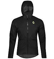 Scott Rc Run WP - giacca trail running - uomo, Black/Yellow