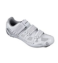 Scott Road Comp Lady Shoe, White gloss