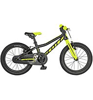Scott Scale 16 (2019) - Kinderfahrrad, Black/Yellow
