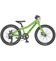 Scott Scale 20 Rigid (2020) - Kinderfahrrad, Green