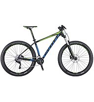 Scott Scale 720 Plus (2016) - Mtb Hardtail, Blue/Green/Black