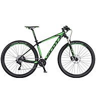 Scott Scale 750 (2016), Black/Green