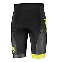 Scott Shorts RC Team ++ - pantaloni bici corti, Black/Yellow