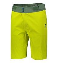 Scott Trail MTN Aero - pantaloni bici - uomo, Yellow