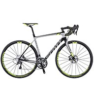 Scott Solace 10 Disc (2016), Grey/Black/Green