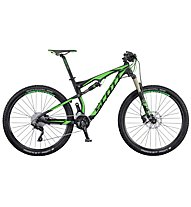 Scott Spark 750 (2016), Green/Black
