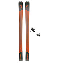 Scott Set Speedguide 80: sci da scialpinismo+attacco