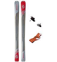 Scott Set Speedguide 80 Women's: sci da scialpinismo+attacco+pelli