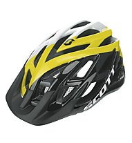Scott Spunto Helm, Black/Yellow