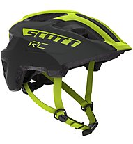 Scott Spunto Junior - Radhelm MTB - Kinder, Black/Yellow