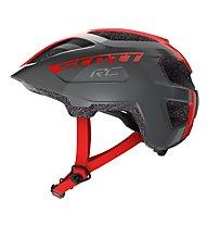 Scott Spunto - casco MTB - bambino, Grey/Red
