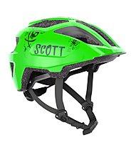 Scott Spunto Kid - Radhelm - Kinder, Green