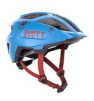 Scott Spunto Kid - Radhelm - Kinder, Blue