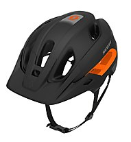 Scott Stego - casco bici, Black/Orange