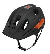 Scott Stego - Fahrradhelm Mountainbike, Black/Orange matt