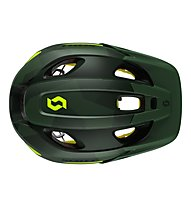 Scott Stego - casco bici, Green
