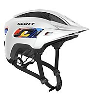 Scott Stego - casco bici, White