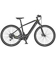 Scott Sub Cross eRide 10 (2020) - bici da trekking elettrica, Black