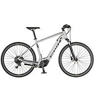 Scott Sub Cross eRide 10 (2019) - bici da trekking elettrica, Grey