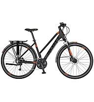 Scott Sub Sport 20 Lady (2017) Damen-Citybike, Grey/Orange