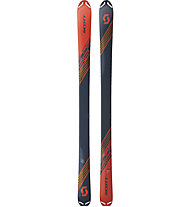 Scott Superguide 88 - sci da scialpinismo, Orange/Blue