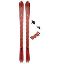 Scott Set Superguide 88: sci da scialpinismo+attacco+pelli