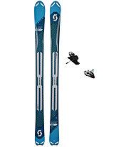 Scott Set Superguide 88 W's: Ski + Bindung - Damen