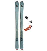 Scott Set Superguide 88 W: Skitourenski+Bindung+Felle