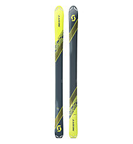 Scott Superguide 95 - sci da scialpinismo/freeride, Blue/Yellow