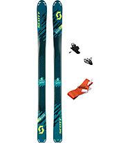 Scott Set Superguide 95: Ski + Bindung + Felle
