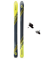 Scott Set Superguide 95: sci da scialpinismo/freeride+attacco