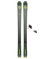 Scott Set Superguide 95: Skitourenski/Freerideski+Bindung