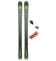 Scott Set Superguide 95: Skitourenski/Freerideski+Bindung+Felle