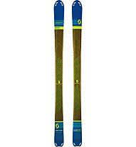 Scott Superguide 95 - Sci da scialpinismo, Yellow/Blue