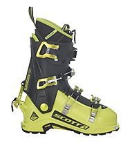 Scott Superguide Carbon - scarpone scialpinismo, Yellow/Black