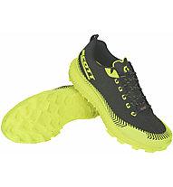Scott Supertrac Ultra RC - Trailrunningschuh - Herren, Black/Yellow