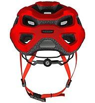 Scott Supra - casco bici, Red