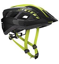 Scott Supra - casco bici, Black/Yellow