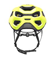 Scott Supra Plus Radhelm, Yellow Fluorescent