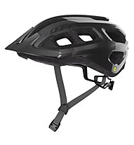 Scott Supra Plus - Radhelm, Black