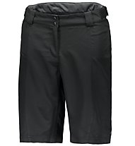 Scott Trail 30 LS/Fit W/Pad Women's MTB-Radhose, Black/Dark Grey