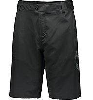 Scott Trail 40 LS/Fit W/Pad Shorts - MTB Radhose - Herren, Black/Dark Grey