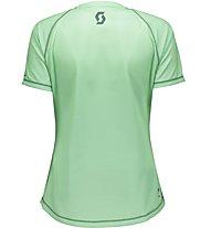 Scott Trail 40 S/SL Women's Shirt Damen-MTB-Radtrikot, Soft Green/Bayberry Green