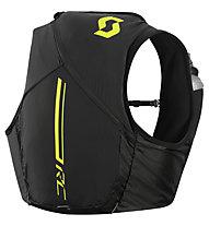 Scott Trail Rc 10 Pack - zaino trail running, Black/Yellow